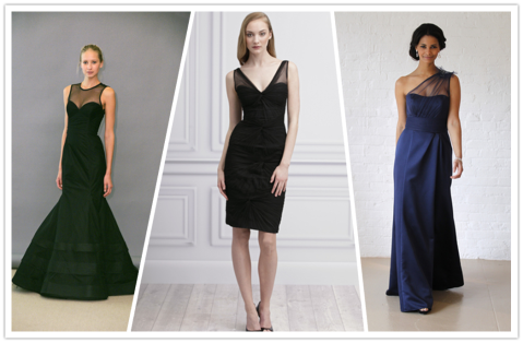 2013 Spring Bridesmaid Dresses Trend