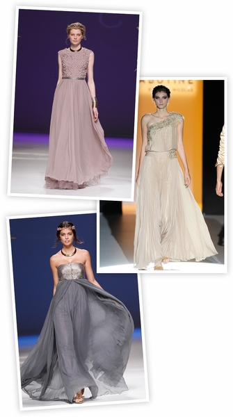 2013 bridesmaid trends