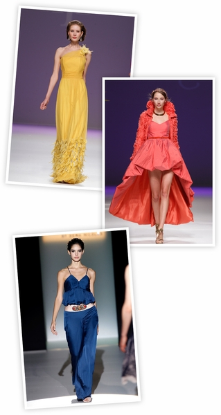2013 bridesmaid trend