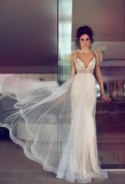 wedding dresses Zahavit Tshuba